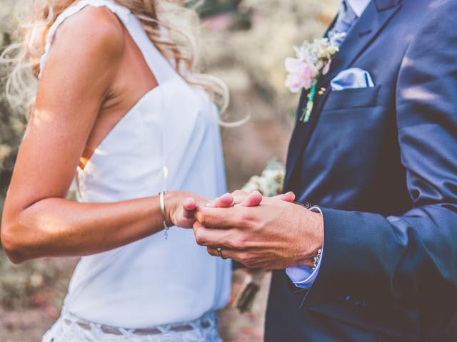 Coronavirus: 8 consejos para novios que deban posponer su casamiento