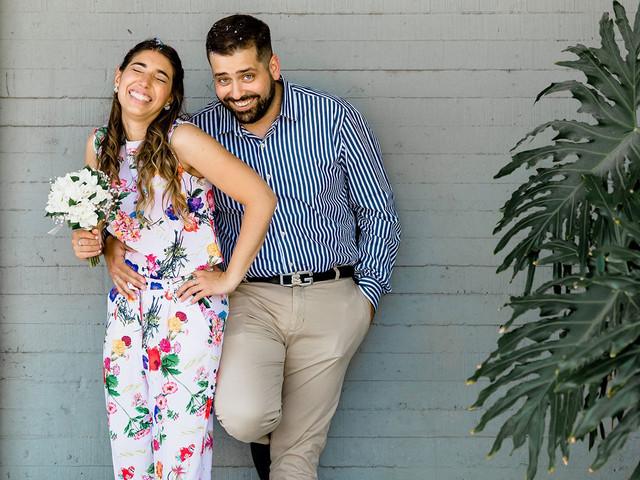 Vestidos de color para el casamiento civil: 5 tips para acertar
