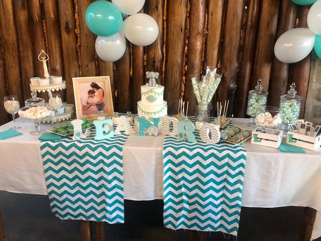 7 ideas para organizar un baby shower muy divertido
