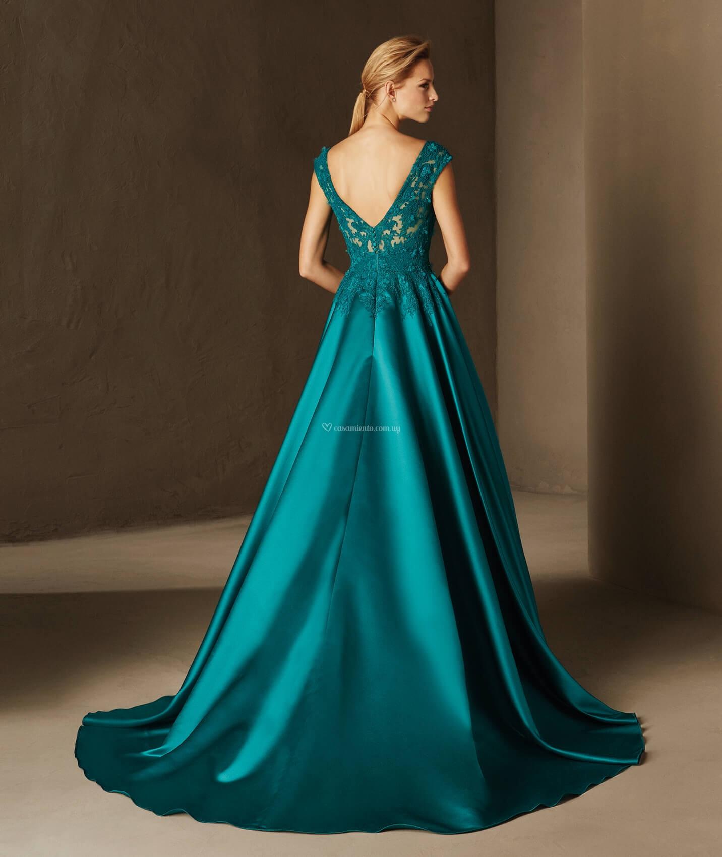 Vestido de Fiesta de Pronovias - BRITNEY