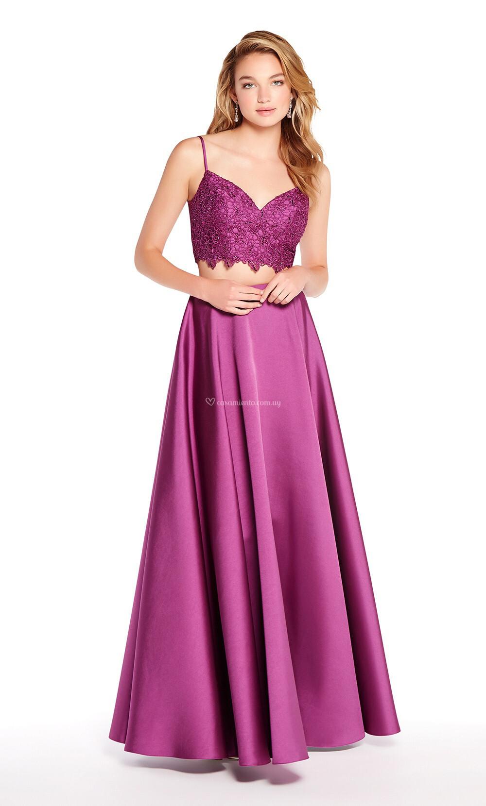 Vestido de Fiesta de Alyce Paris - 60056