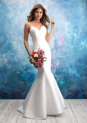 9558, Allure Bridals