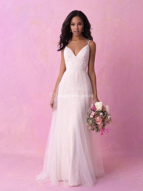 3168, Allure Bridals