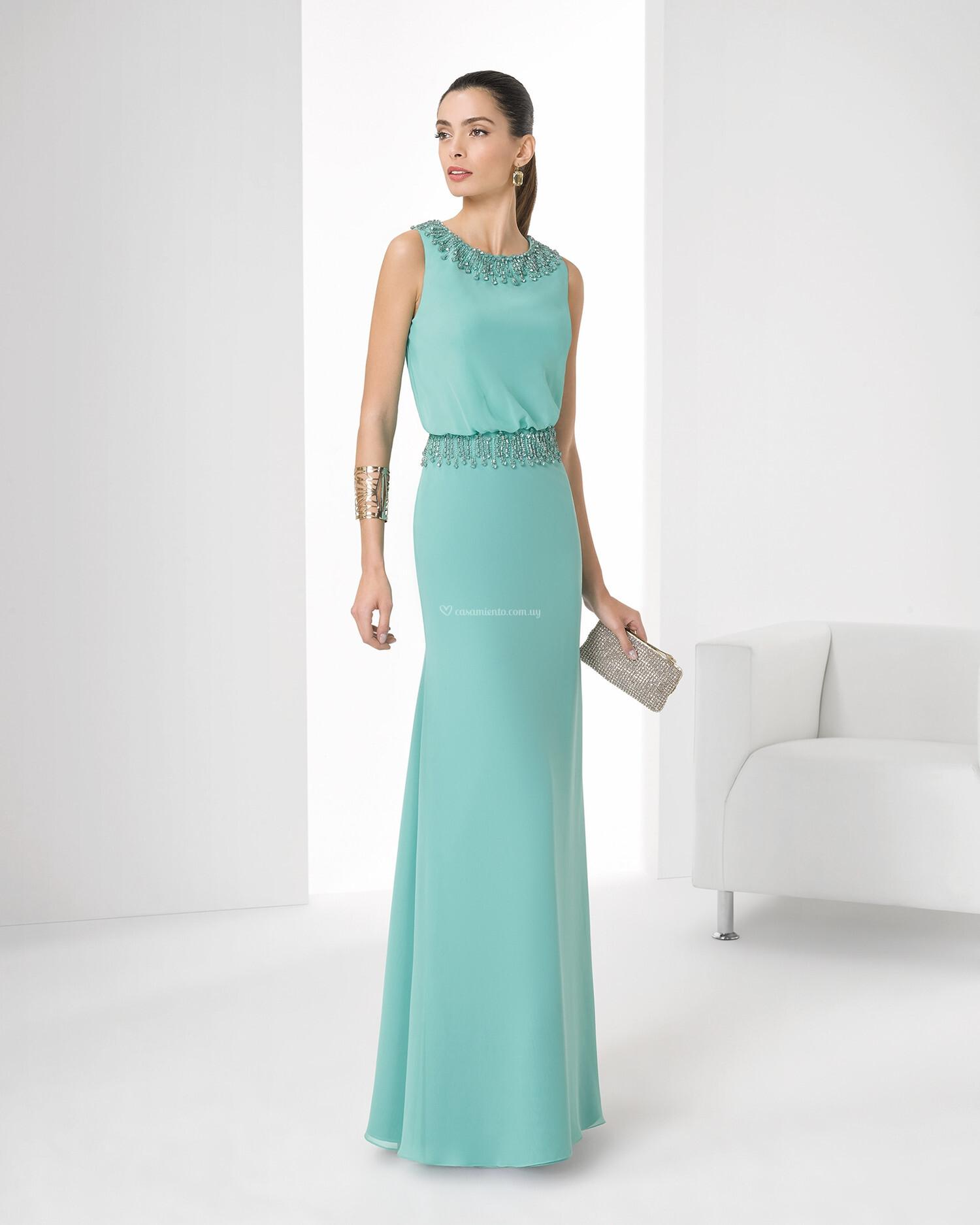 Vendo vestido de fiesta de rosa clara – Los vestidos elegantes son ...