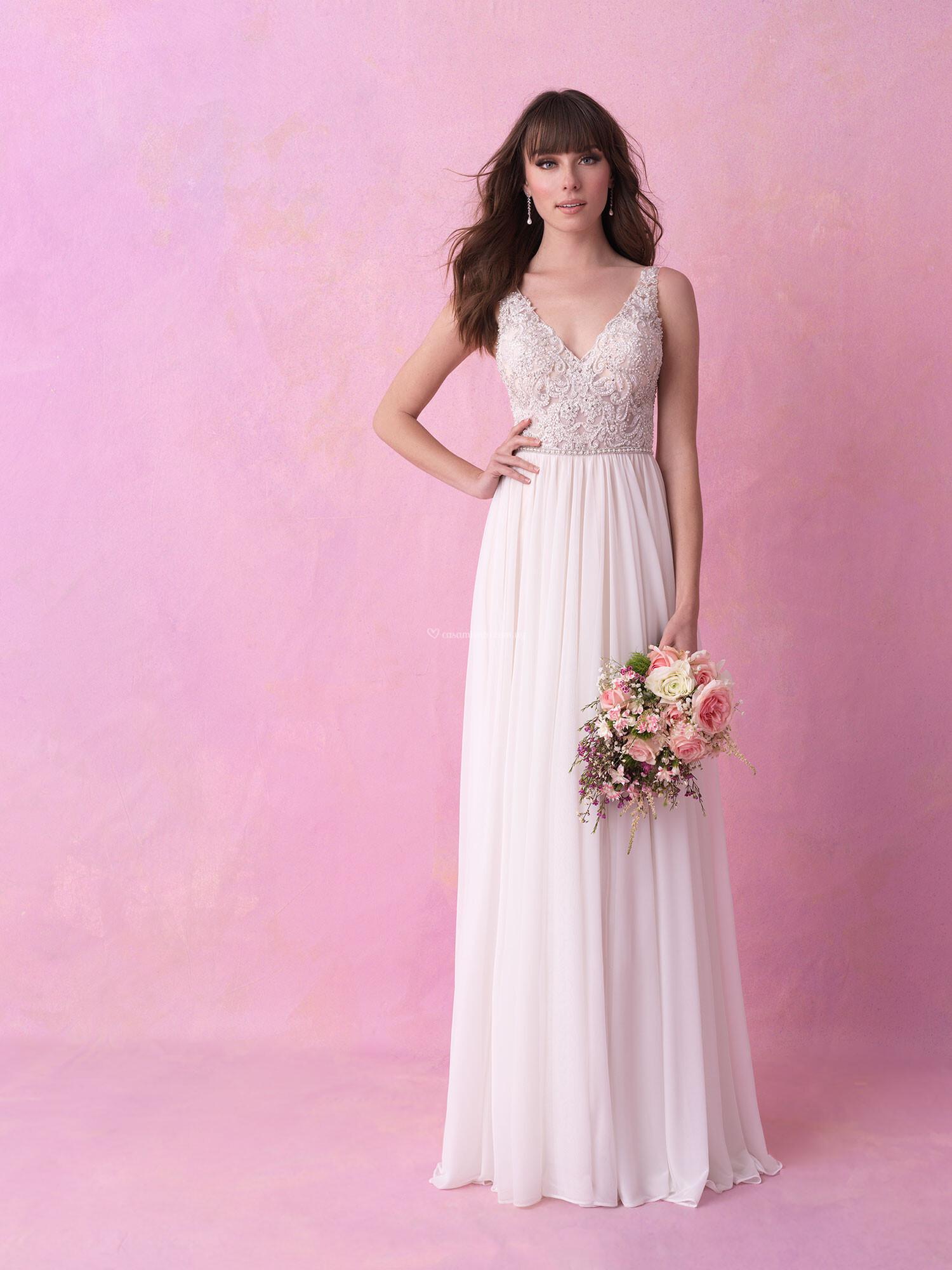 Vestidos de Novia de Allure Bridals - Casamiento.com.uy