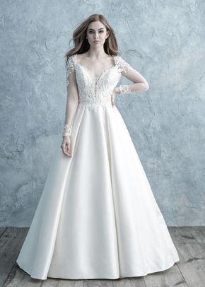 9671, Allure Bridals