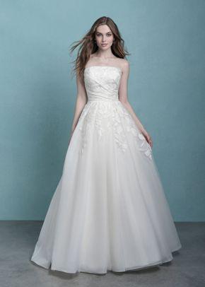 9761, Allure Bridals