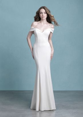 9763, Allure Bridals