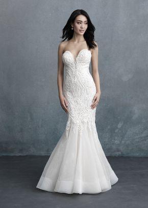 C582, Allure Bridals