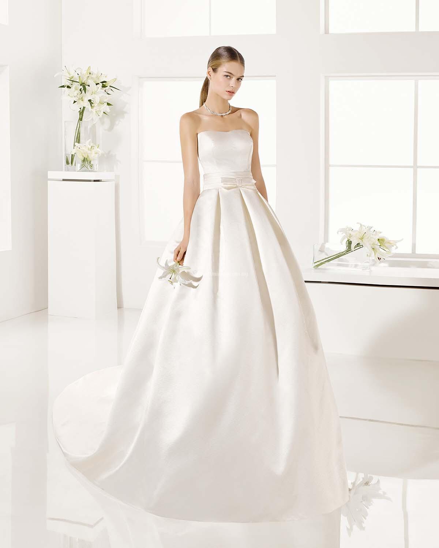 Vestidos de Novia Escote Palabra de honor - Página 9 - Casamiento.com.uy 52c7fca12f95