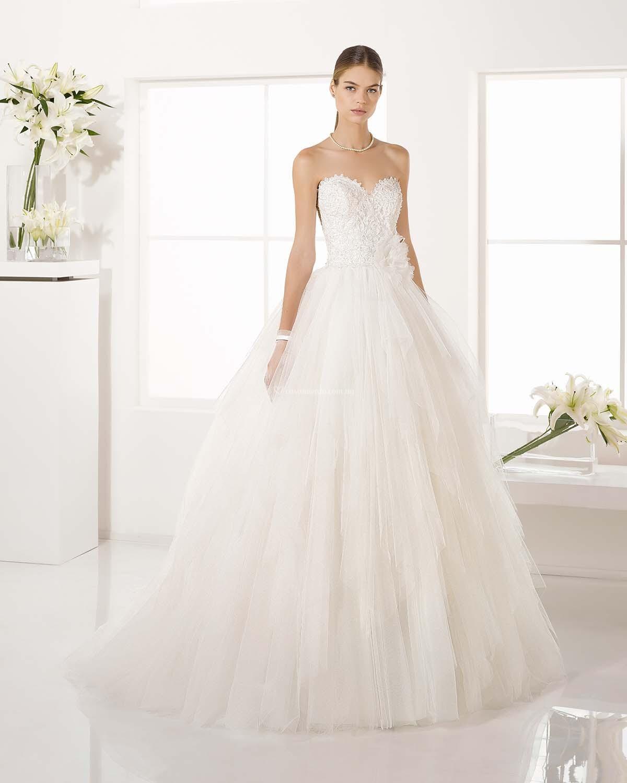 Vestidos de Novia Sin mangas - Página 143 - Casamiento.com.uy 52298331da91