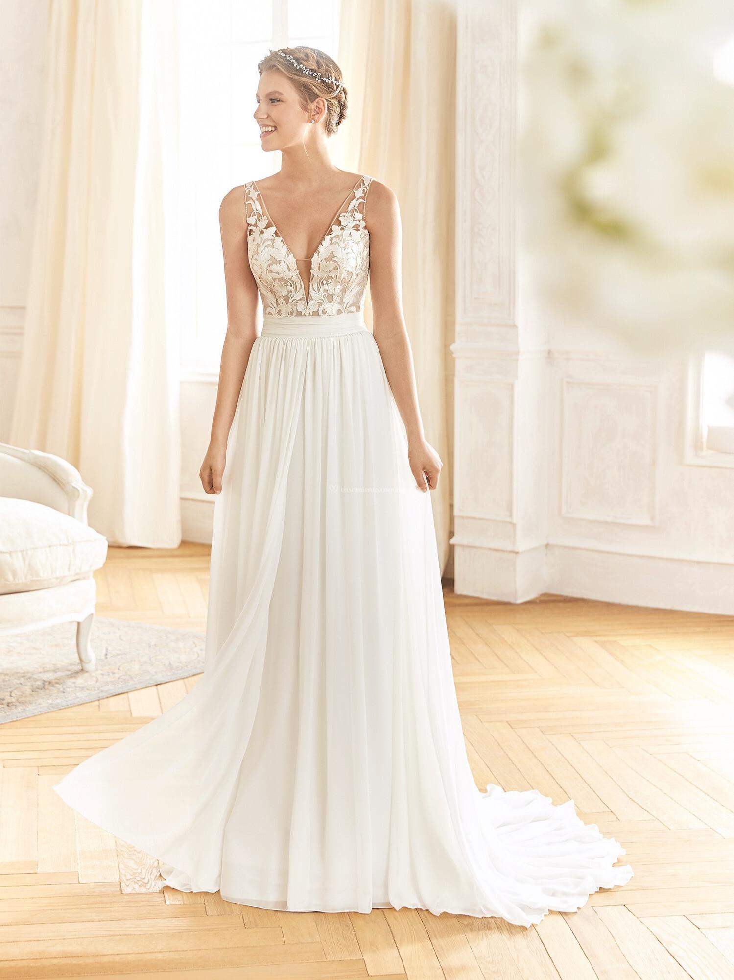 435ec8a37c0 Vestidos de Novia de La Sposa - 2019 - Casamiento.com.uy