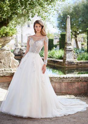 218202, Mon Cheri Bridals