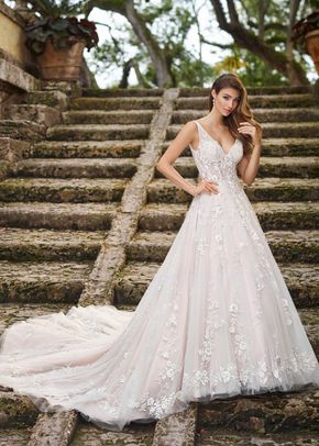 218212, Mon Cheri Bridals