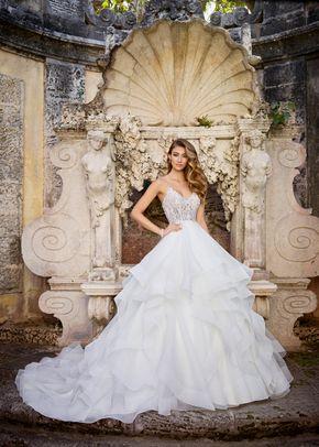 218221, Mon Cheri Bridals