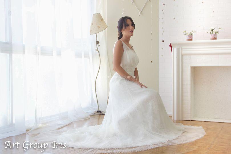 Exclusivos vestidos de novia