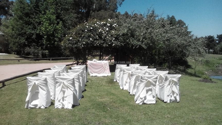 Ceremonia exterior