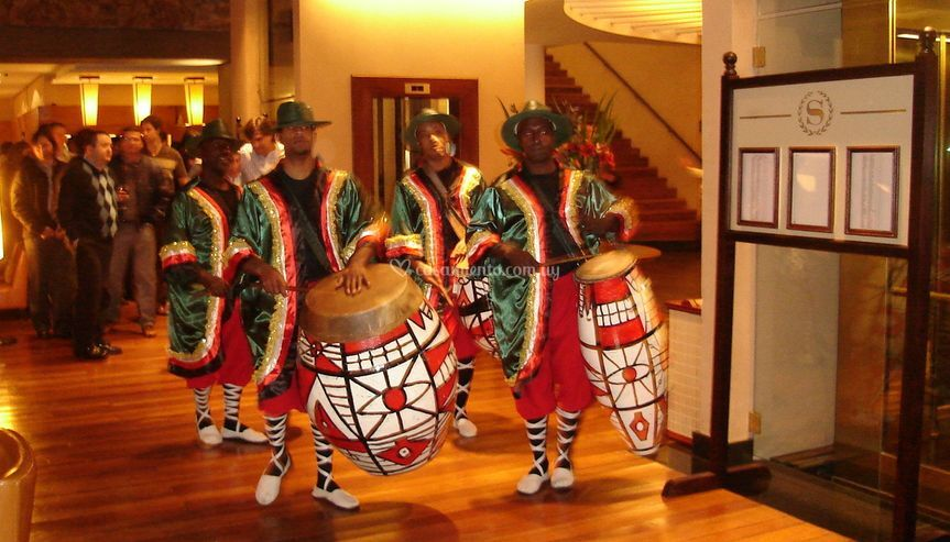 Shows de candombe