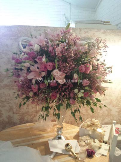 Castilla flores