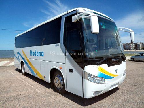 Buses 30 y 32 pasajeros