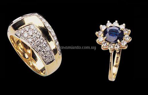 Excelentes anillos