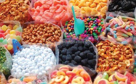 Dulces para escoger