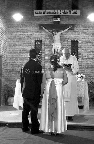 Fotografía de la ceremonia