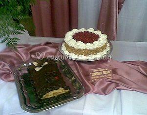 Deliciosa comida para bodas