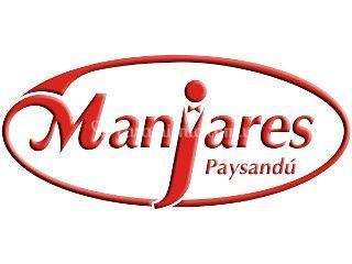 Manjares paysandu logotipo