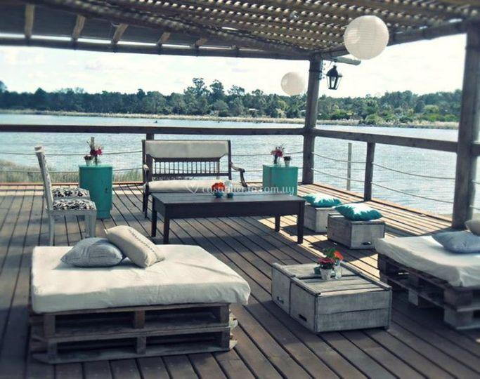 Ambientación salas lounge