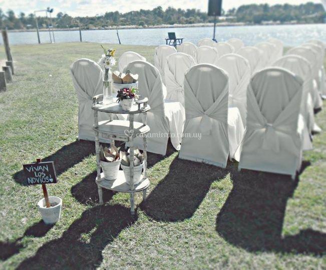 Ideal para su ceremonia
