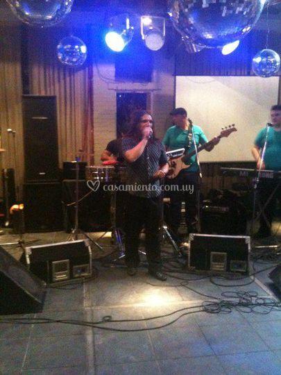 Músicos profesionales