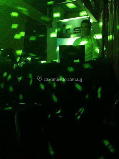 Servicio de DJ's