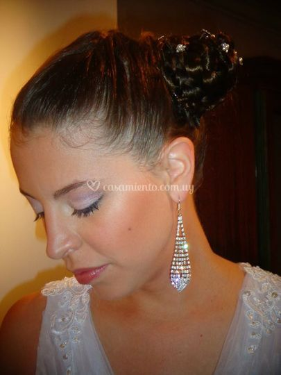 Maria Curiel Make Up
