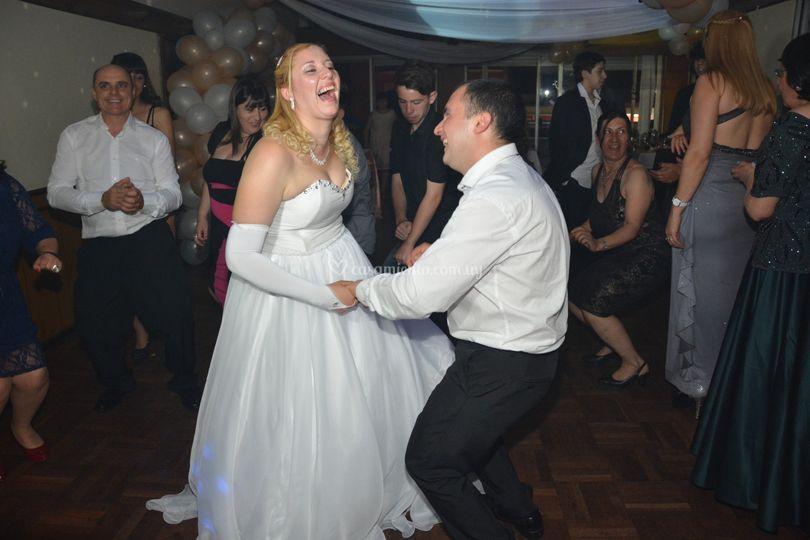 Diversión y baile