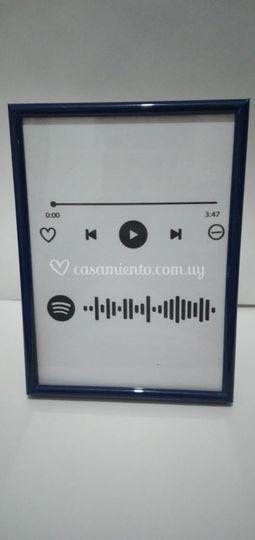Portaretratos con musica
