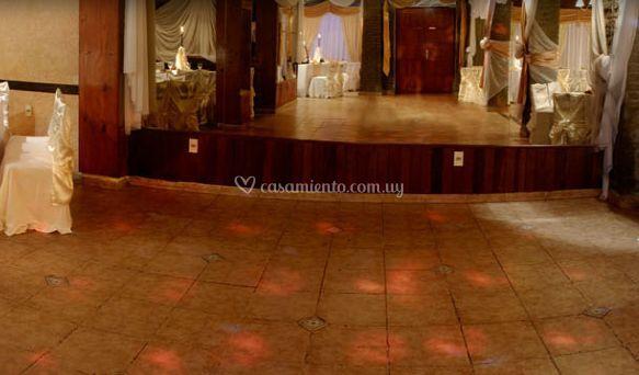 Amplios espacios de sal n mediterr neo foto 1 - Salon mediterraneo ...