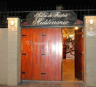 Entrada principal de sal n mediterr neo foto 3 - Salon mediterraneo ...