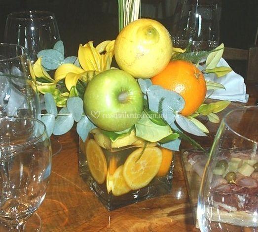 Lilium y frutas