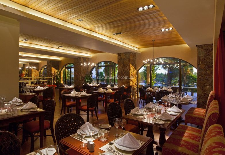 Restaurante Cava Real