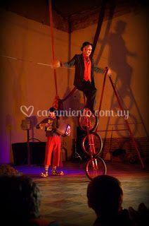 Circo, monociclos