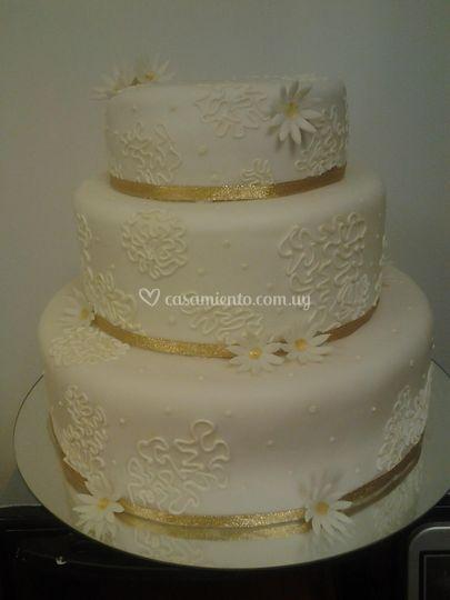 Torta boda o 15 años