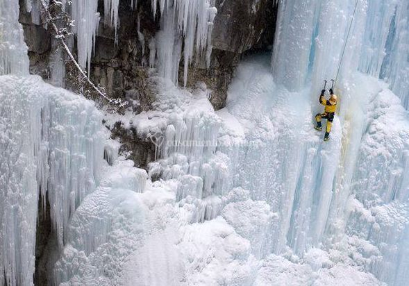 Pared de hielo