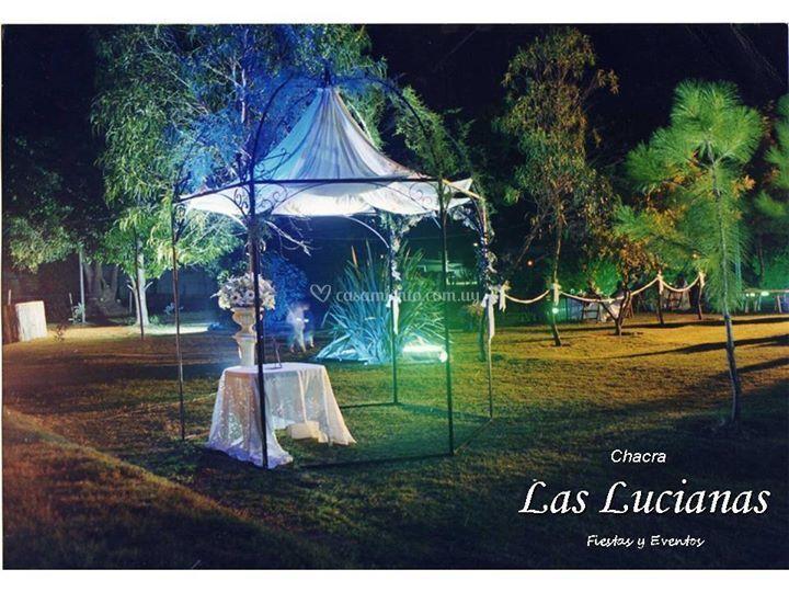 Chacra Las Lucianas