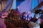 Mesa de dulces de Chacra Las Lucianas
