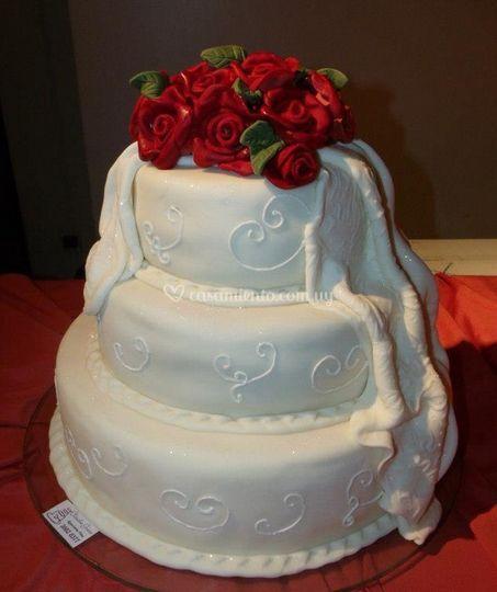 Torta romántica