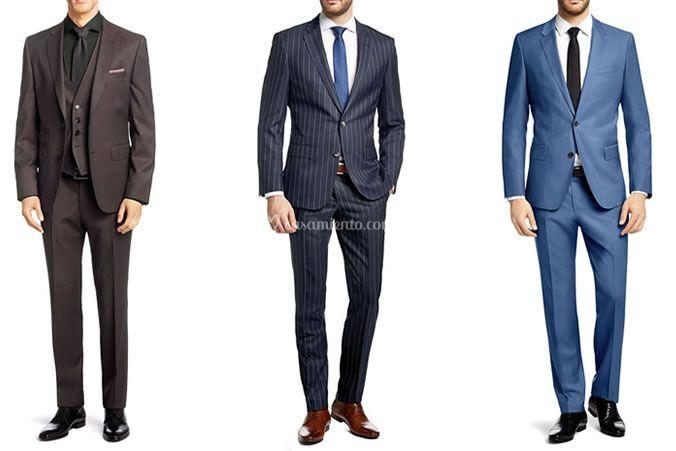 Tres opciones, todas elegantes