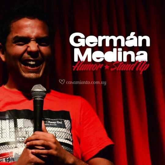 German Medina - Humor stand up