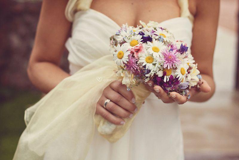 Sesión de la novia sola