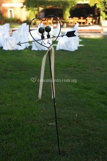 Detalles especiales en su boda